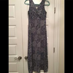 Talbots Maxi Dress